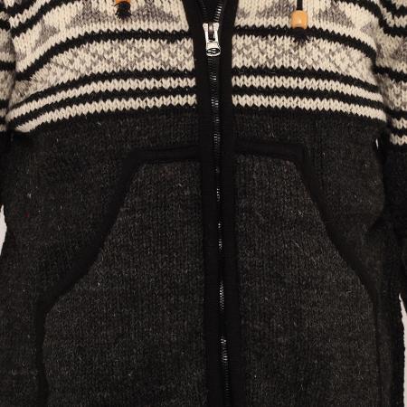 Jacheta din lana - ALASKA4