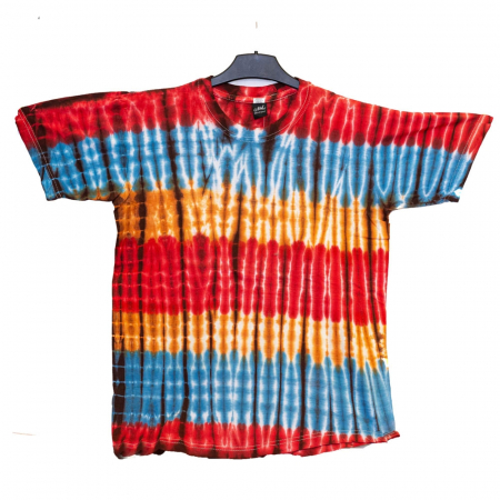 Tricou multicolors model 4 Marime M0
