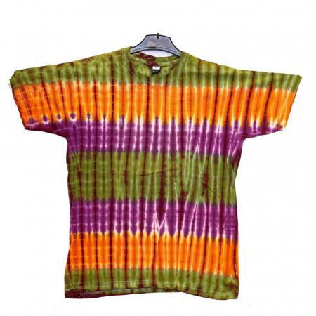 Tricou multicolors model 5 Marime M0