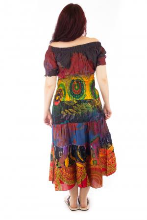 Rochie multicolora - Summer mix2