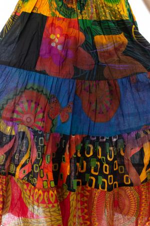 Rochie multicolora - Summer mix3