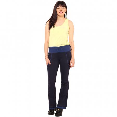 Pantaloni bleumarin - Spirala0