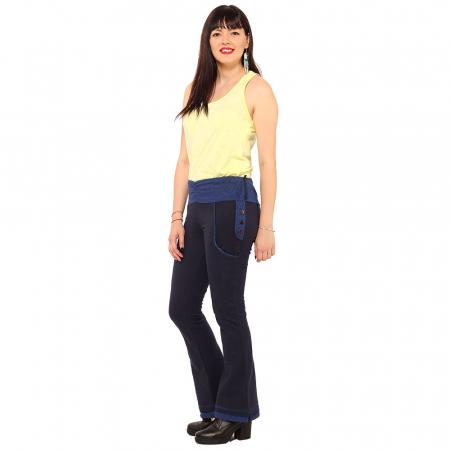 Pantaloni bleumarin - Spirala1