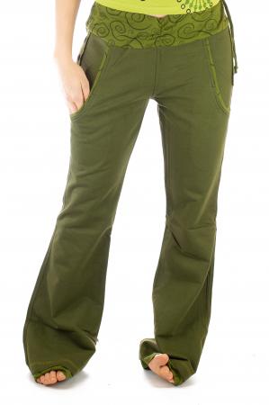 Pantaloni verzi - Spirale1