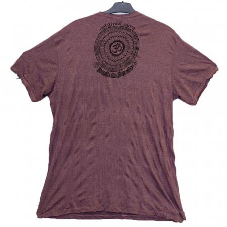 Tricou OM Back to Basic Purple Marime XL1