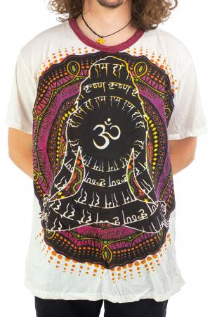 Tricou Chakra Center - Marimi L si XL [0]