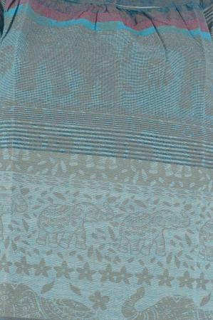 Bluza din bumbac cu maneca scurta  - Color combo 12