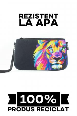 Portmoneu - Lion (100% Polyester Reciclat)0