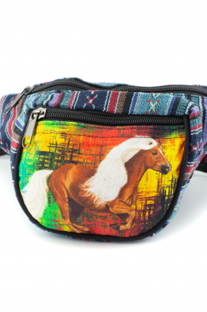 Borseta Tie Dye - Horse [1]