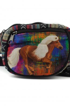 Borseta Tie Dye - Grey - Horse [1]