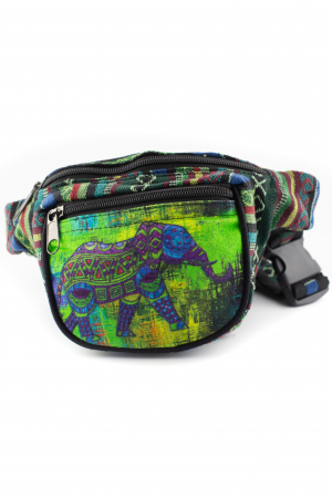 Borseta Tie Dye - Colored Elephant0