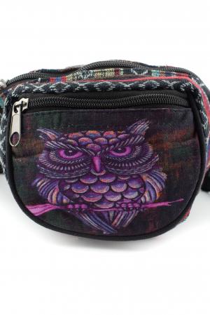 Borseta Tie Dye - Owl [1]