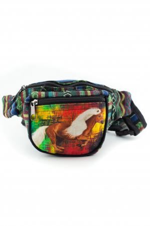 Borseta Tie Dye - Horse 20