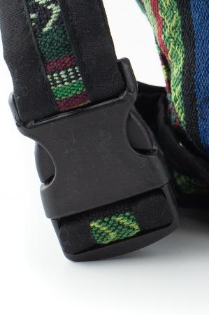 Borseta Tie Dye - Horse Green5