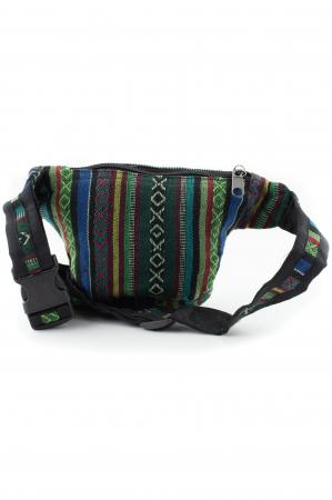 Borseta Tie Dye - Horse Green4