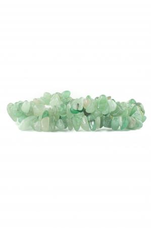 Bratara compusa dintr-un element - Lapis lazuli Verde1