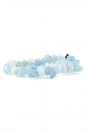 Bratara compusa dintr-un element - Lapis Lazuli Albastru Deschis1