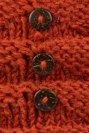 Caciula din lana - Caramiziu3