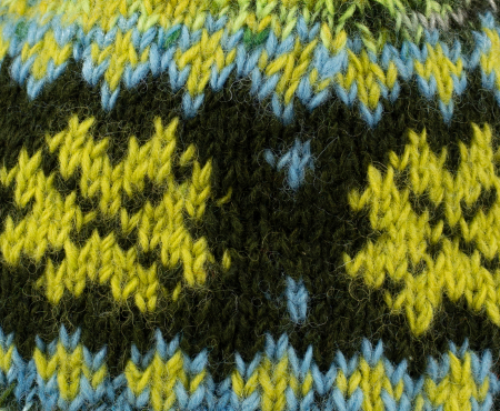Caciula din lana - Clover2