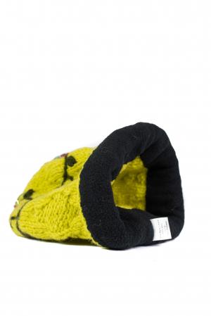 Caciula din lana - Lime [10]