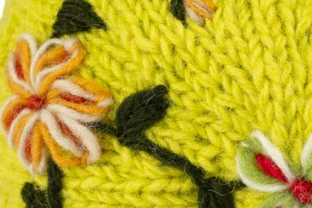 Caciula din lana - Lime [9]