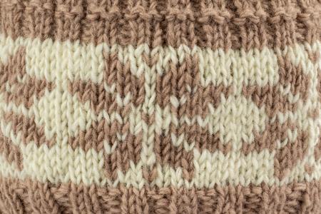 Caciula din lana - Snowflake2