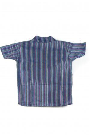 Camasa din bumbac de copii, Mistret marimea S - Maneca scurta unicata M351