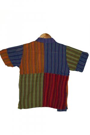 Camasa din bumbac de copii, Porcusor marimea XL - maneca scurta unicata M62