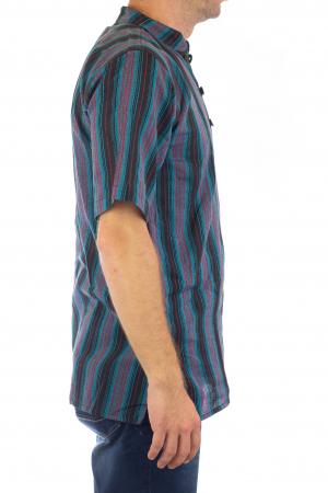 Camasa lejera de vara - Multicolor [3]