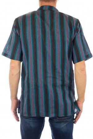 Camasa lejera de vara - Multicolor [4]