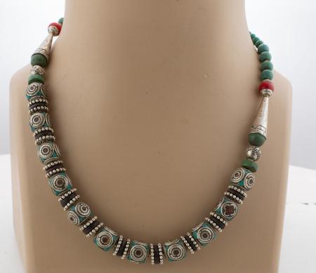 Colier Mala Beads2