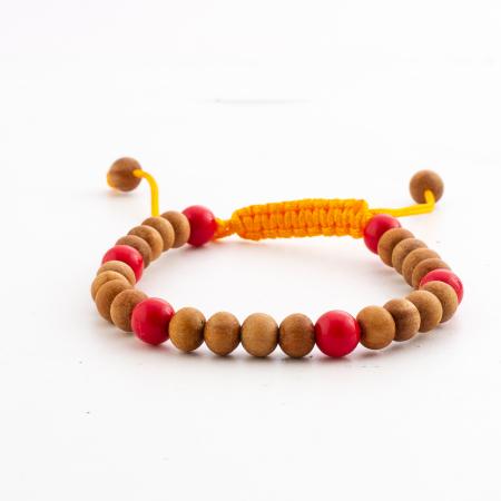 Bratara wood beans0