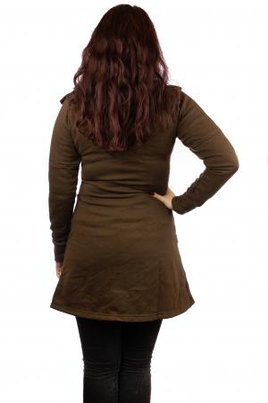 Jacheta femei din bumbac - Marime M - Maro3