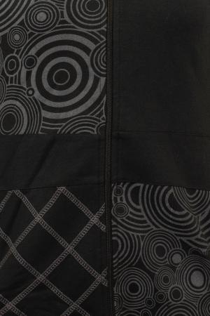 Jacheta femei neagra - Patterns2