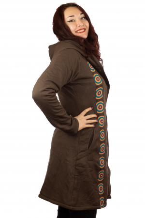 Jacheta femei din bumbac - Marime M - 70's1