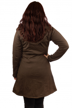 Jacheta femei din bumbac - Marime M - 70's2