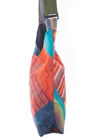 Geanta de umar multicolor - Flower - Color Mix2