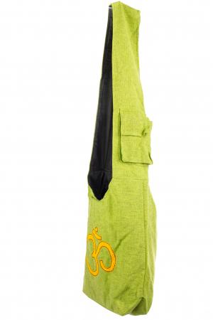 Geanta de umar - OM - Verde deschis [2]