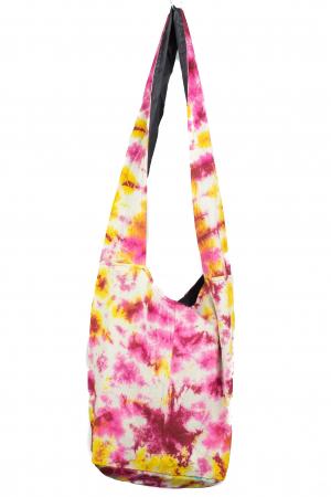 Geanta de umar Tie Dye - Multicolor [4]