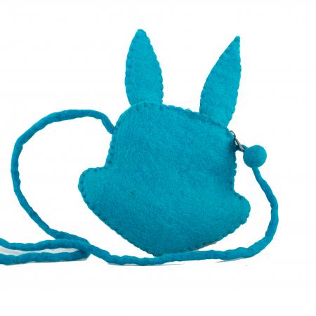 Gentuta de umar din feltru - B.Bunny1