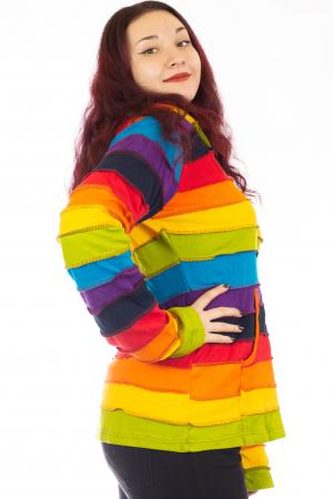 Hanorac din bumbac - Rainbow SHJK201