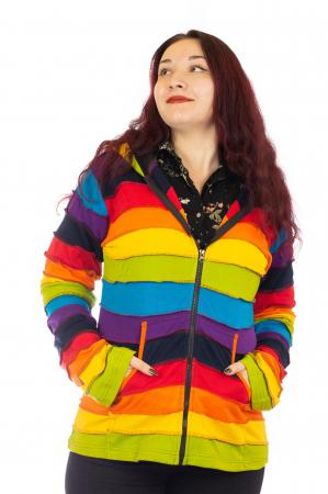 Hanorac din bumbac - Rainbow SHJK200