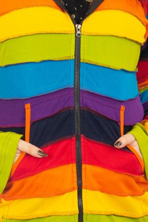 Hanorac din bumbac - Rainbow SHJK202