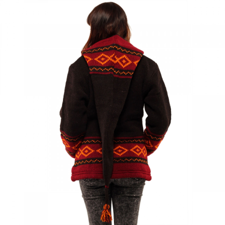 Jacheta din lana - ELF2