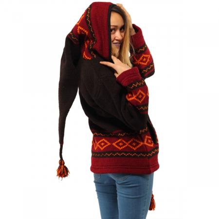 Jacheta din lana - ELF6