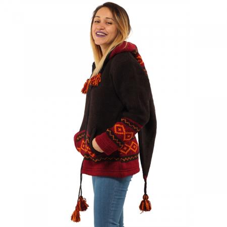 Jacheta din lana - ELF4