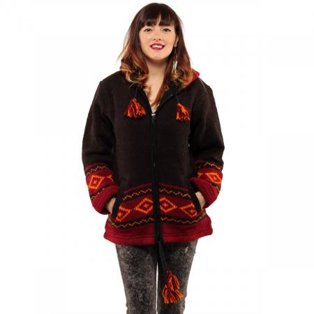 Jacheta din lana - ELF0