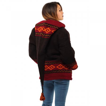 Jacheta din lana - ELF5