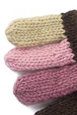 Manusi de lana - Color combo 252