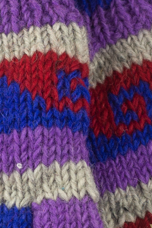 Manusi de lana - Color combo 281